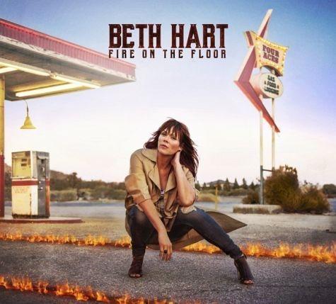 Audio CD »Beth Hart: Fire On The Floor«