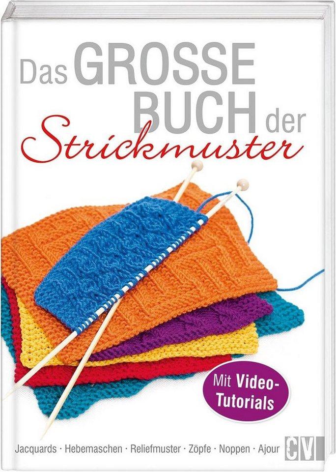 """Buch """"Das Große Buch der Strickmuster"""" 128 Seiten"""