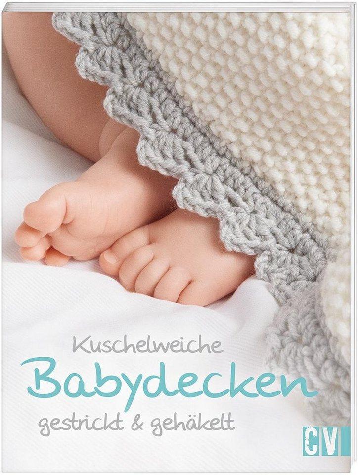 """Buch """"Kuschelweiche Babydecken"""" 48 Seiten"""