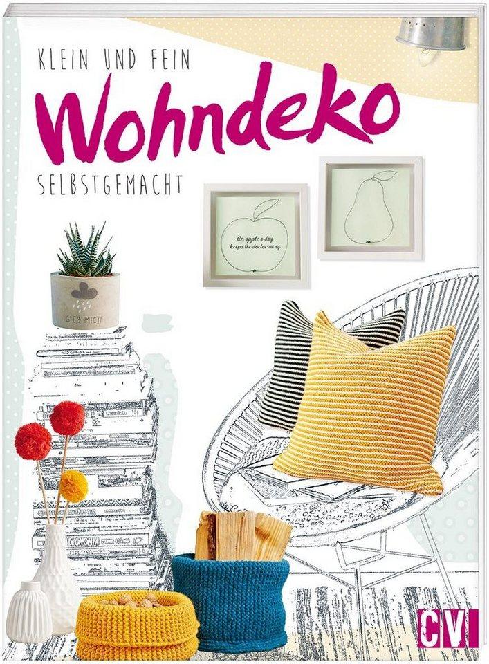 """Buch """"Wohndeko selbstgemacht"""" 96 Seiten"""