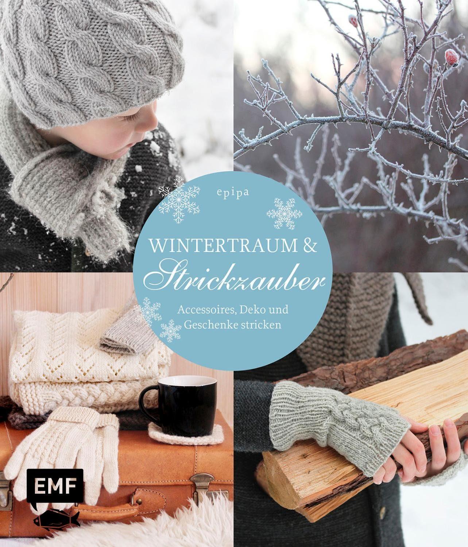 """EMF Buch """"Wintertraum & Strickzauber"""" 112 Seiten"""