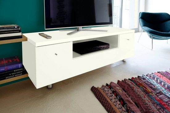 now! by hülsta TV-Board »now! time«, Breite 140 cm