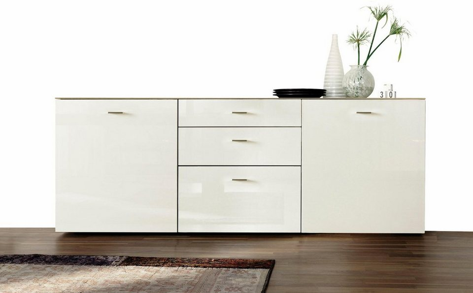 now by h lsta sideboard now no 14 breite 210 cm online kaufen otto. Black Bedroom Furniture Sets. Home Design Ideas