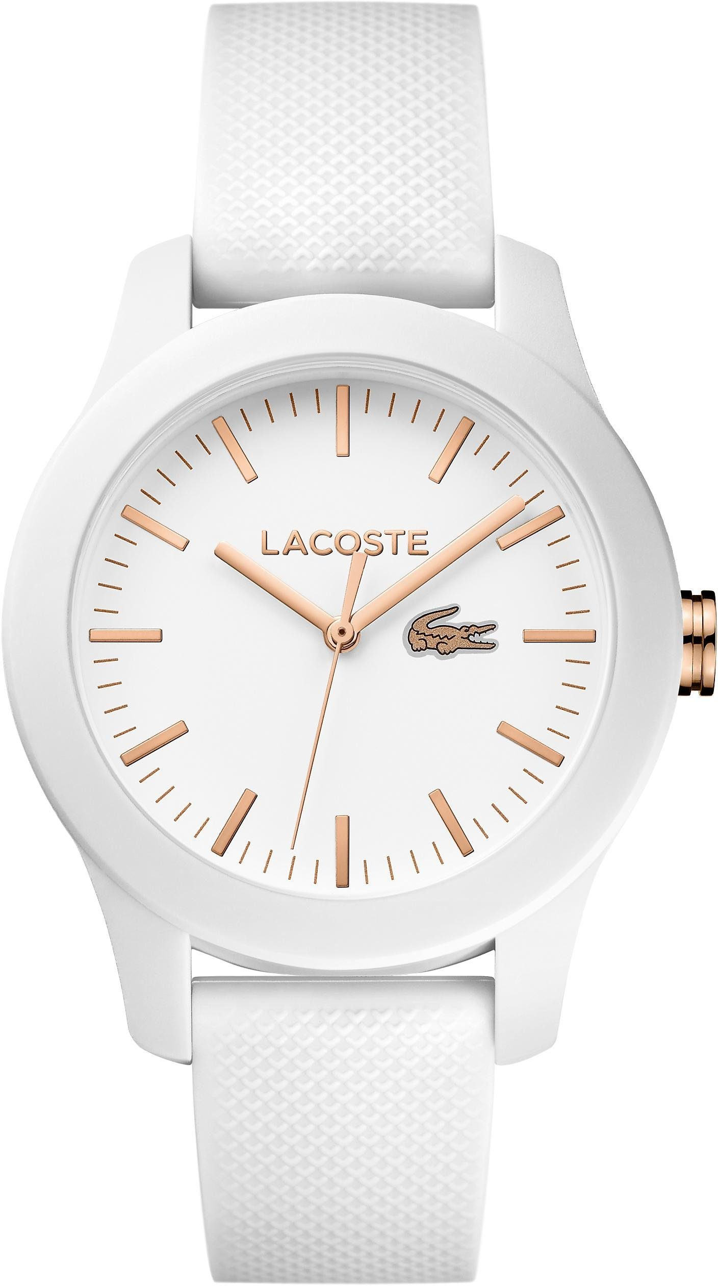 Lacoste Quarzuhr »LACOSTE.12.12 LADIES, 2000960«