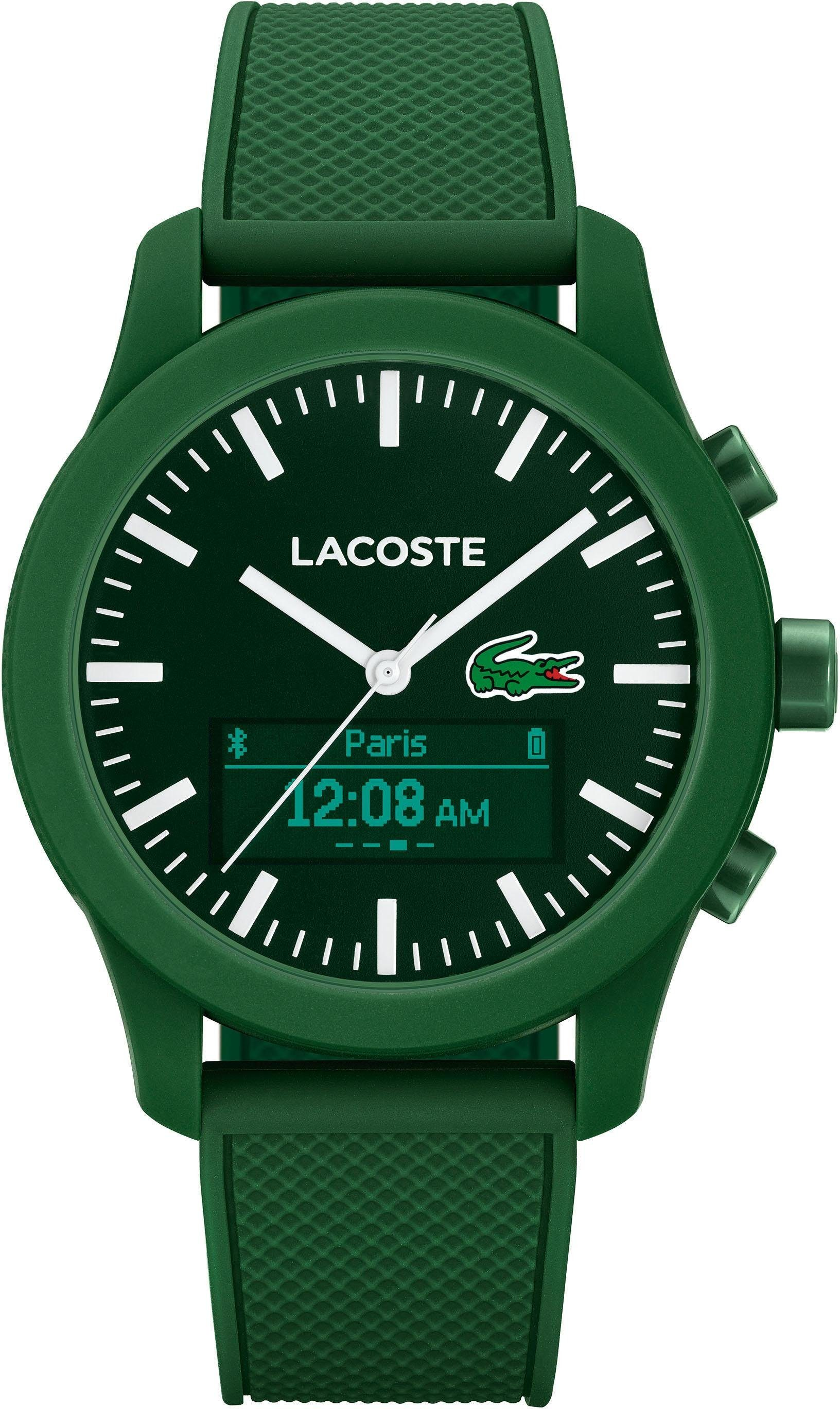 Lacoste Digitaluhr »LACOSTE.12.12 CONTACT, 2010883«