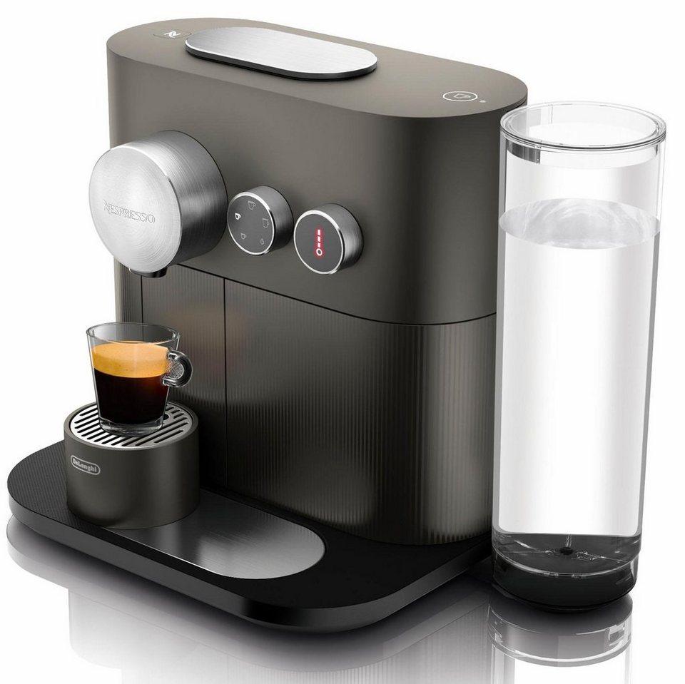 De'Longhi Nespresso Kapselsystem Nespresso Expert EN350.G, 19 bar in grau