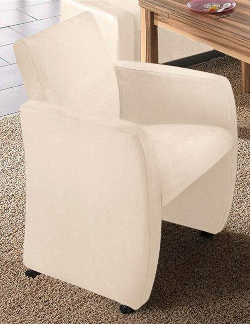 Max Winzer® Sessel »Noah« in creme