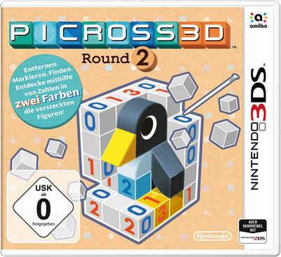 Picross 3D: Round 2 Nintendo 3DS Sale Angebote Gastrose-Kerkwitz