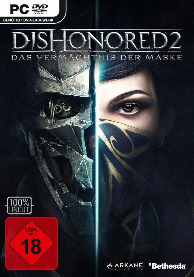 Dishonored 2: Das Vermächtnis der Maske PC
