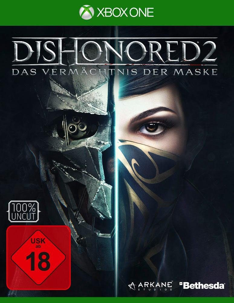 Dishonored 2: Das Vermächtnis der Maske Xbox One