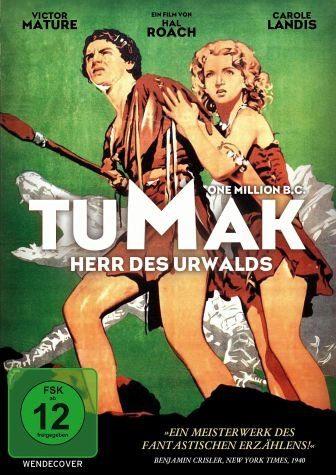 DVD »Tumak, der Herr des Urwalds«