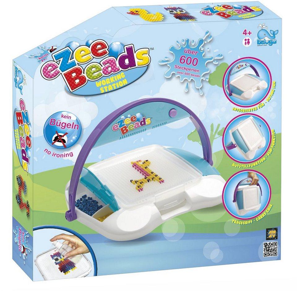 Beluga Kreativ Set, »eZee Beads Working Station«