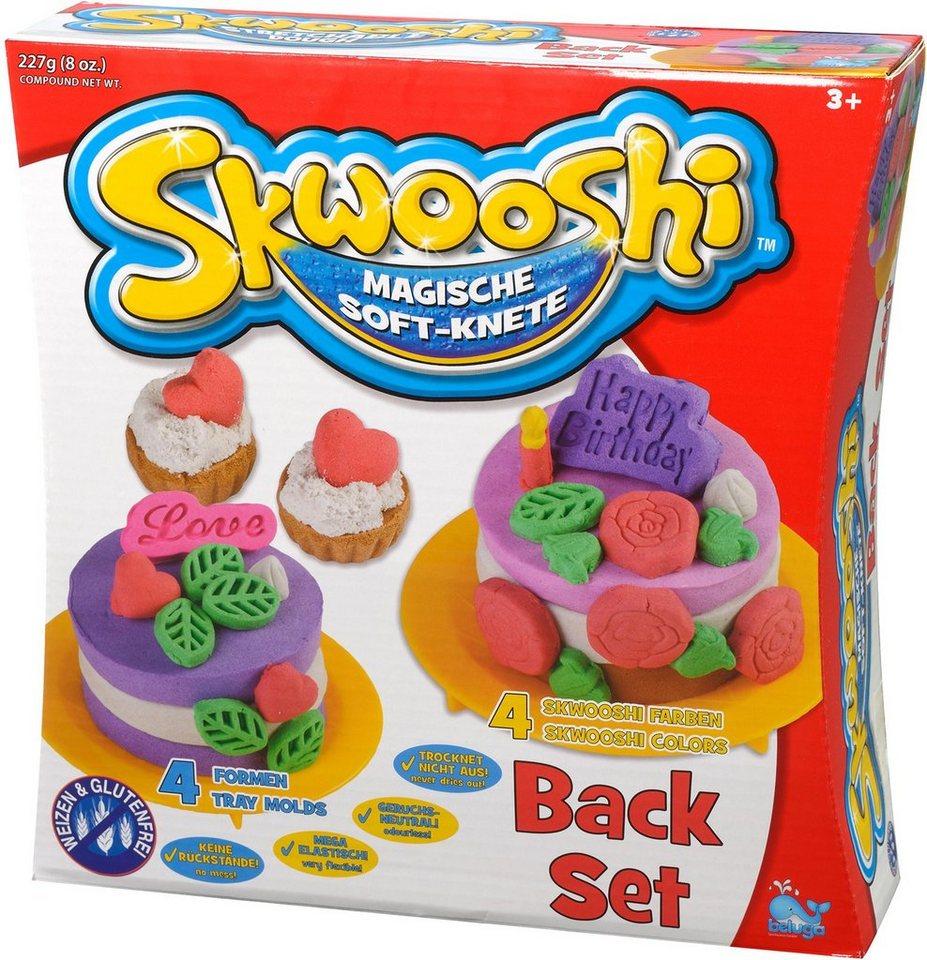 Beluga Knete, »Skwooshi™ Magische Softknete Back Set«