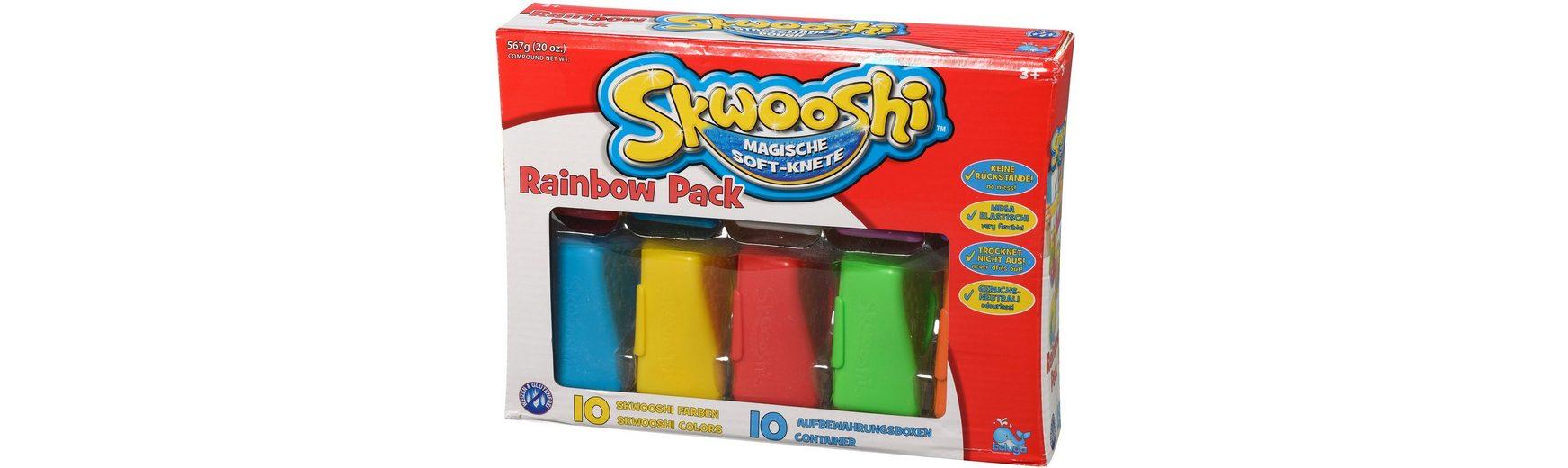 Beluga Knete, »Skwooshi™ Magische Softknete Rainbow Set«