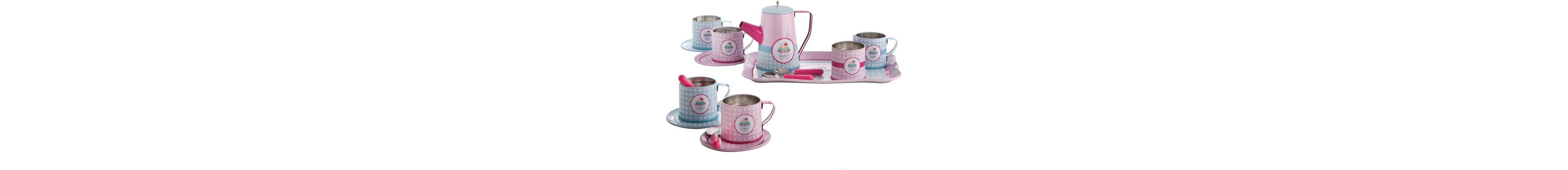Beluga Kinderküchenzubehör, »Sweet & Easy Kaffee und Teeset«