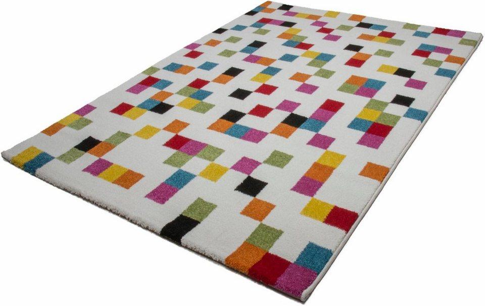 Teppich, Kayoom, »Guayama 243«, gewebt in multi