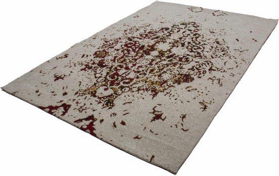 Teppich »Ballerina 700«, Kayoom, rechteckig, Höhe 10 mm, Besonders weich durch Microfaser