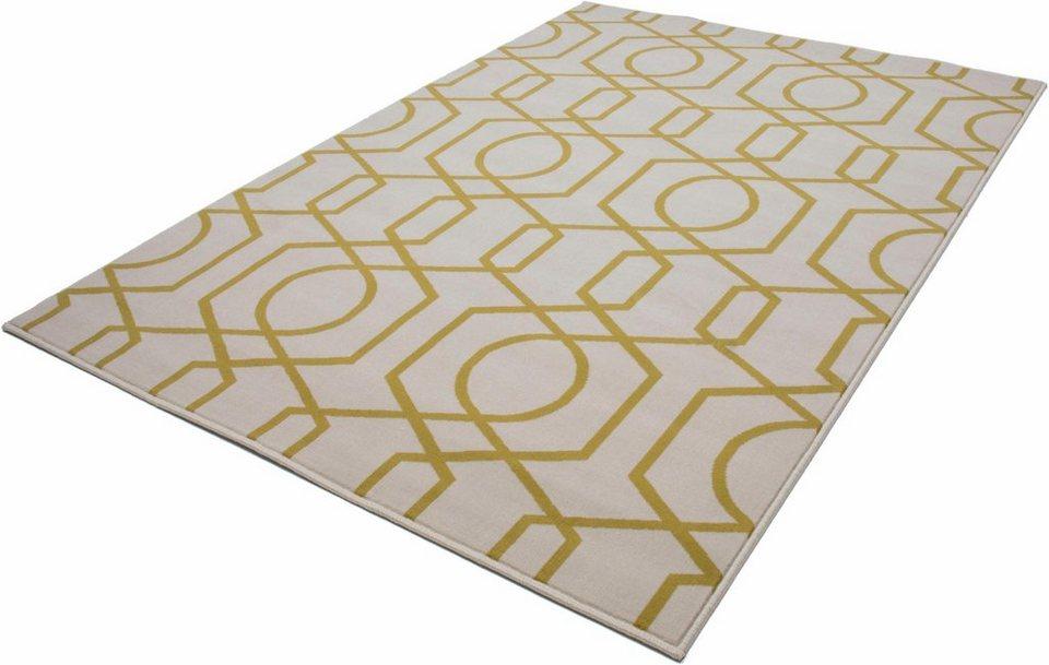 Teppich, Kayoom, »Now! 400«, gewebt in Gold