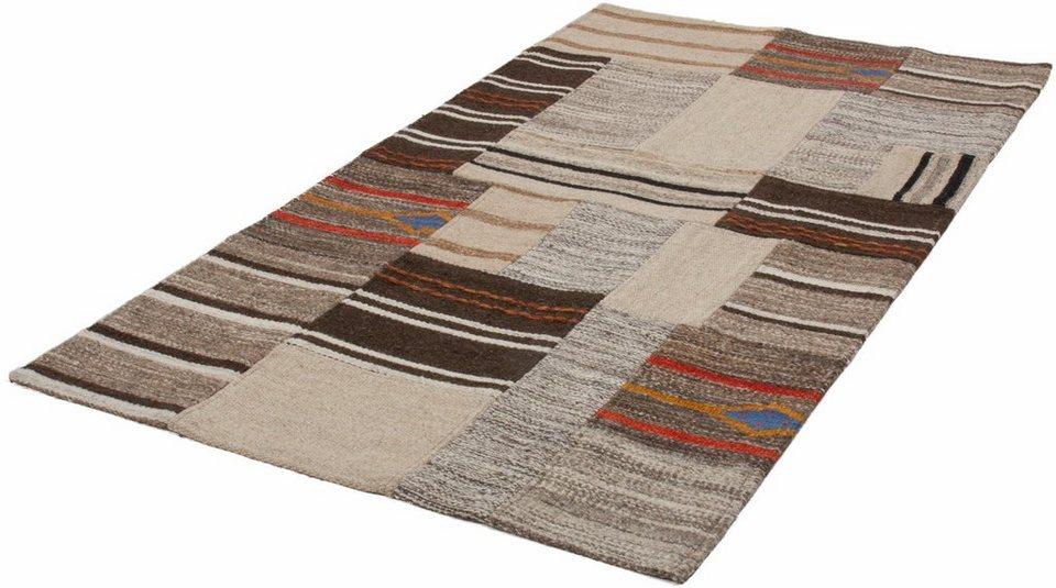 Teppich, Kayoom, »Radical 220«, handgewebt in natur multi