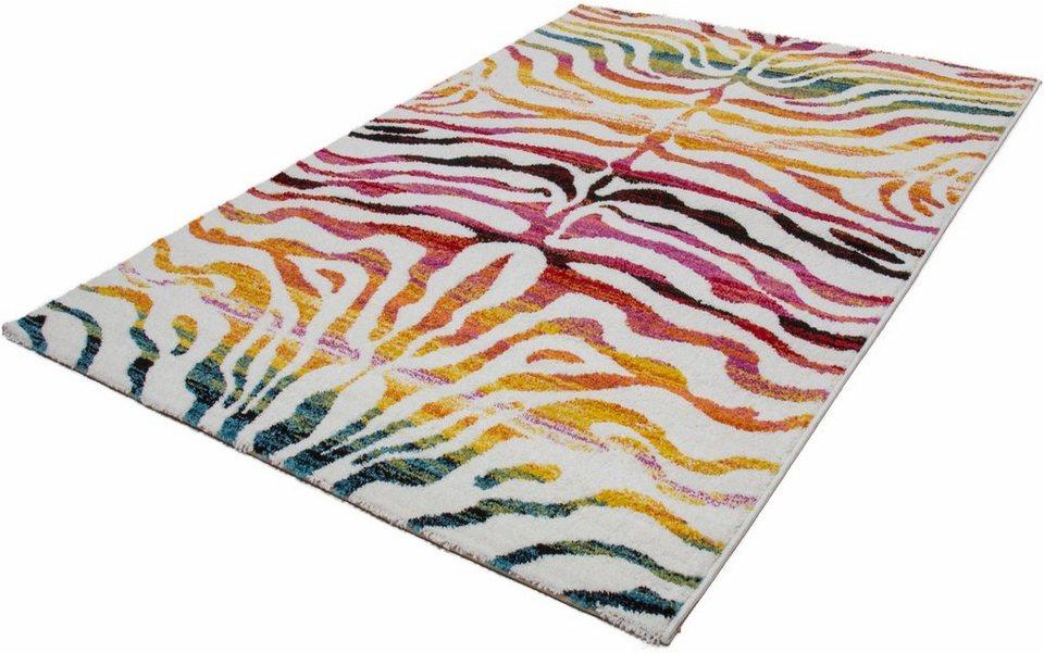 Teppich, Kayoom, »Hacienda 310«, gewebt in multi