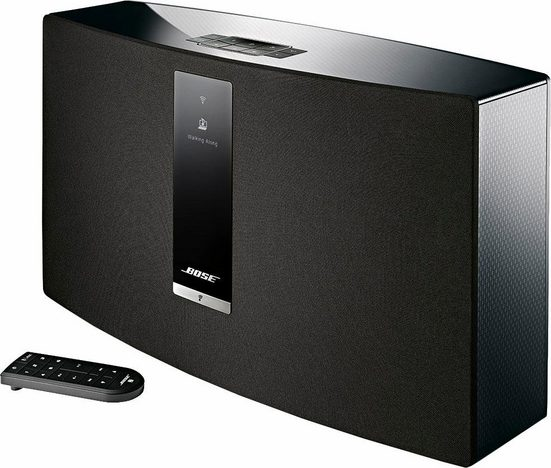 Bose SoundTouch 30 Series III Multiroom-Lautsprecher (WLAN (WiFi), Bluetooth, AUX-Eingang)