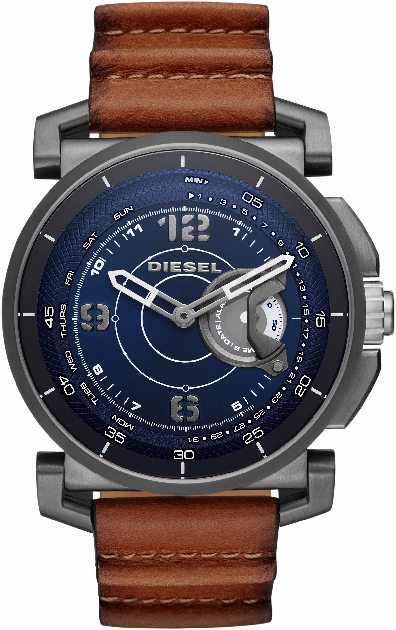 DIESEL ON ADVANCED, DZT1003 Smartwatch (Android Wear)