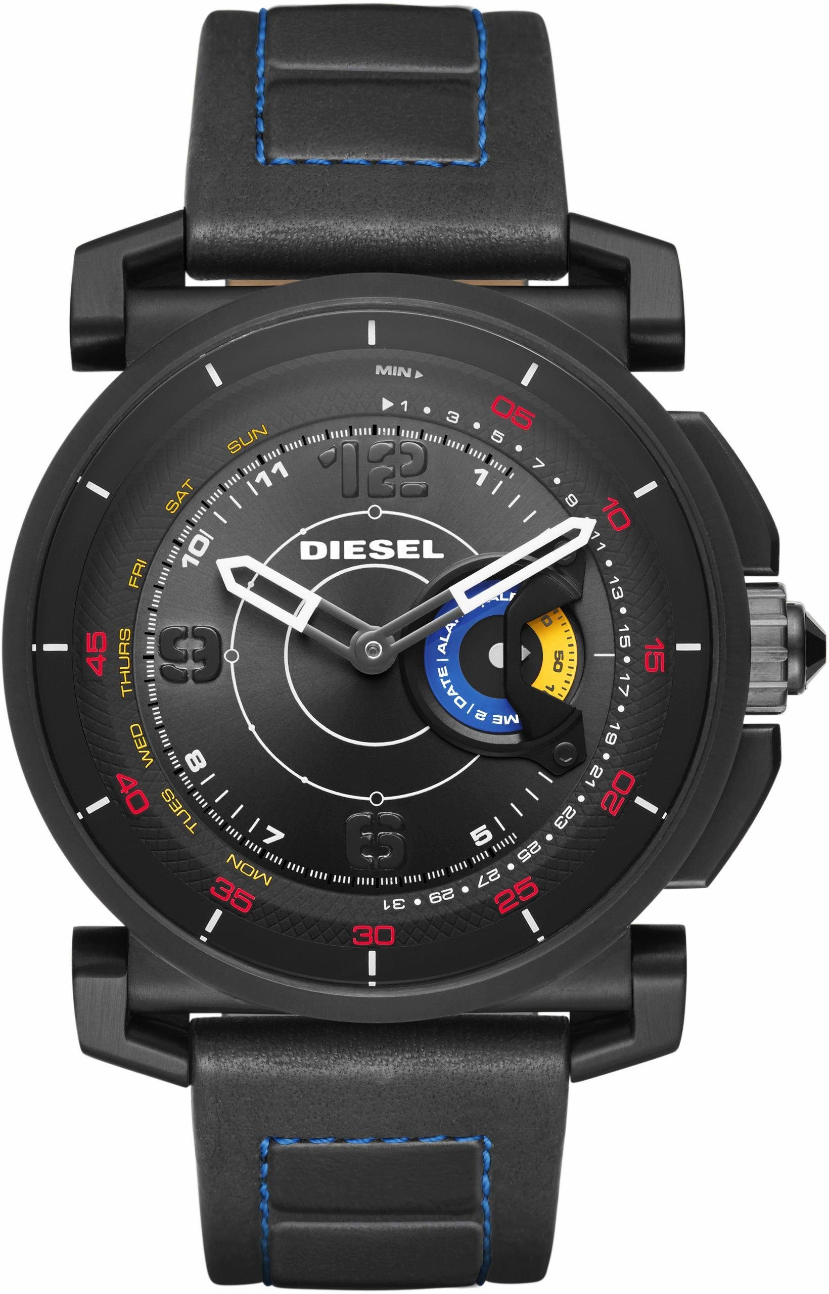 DIESEL ON ADVANCED, DZT1001 Smartwatch (Android Wear)