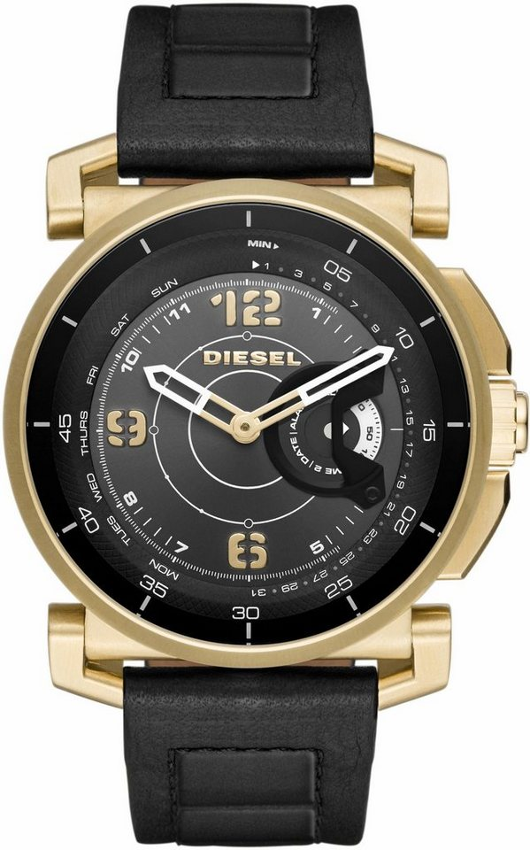 diesel on advanced dzt1004 smartwatch android wear. Black Bedroom Furniture Sets. Home Design Ideas