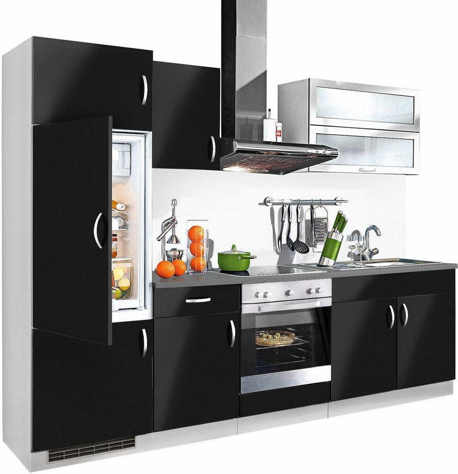 Küchenzeile »Amrum«, Breite 270 cm online kaufen | OTTO