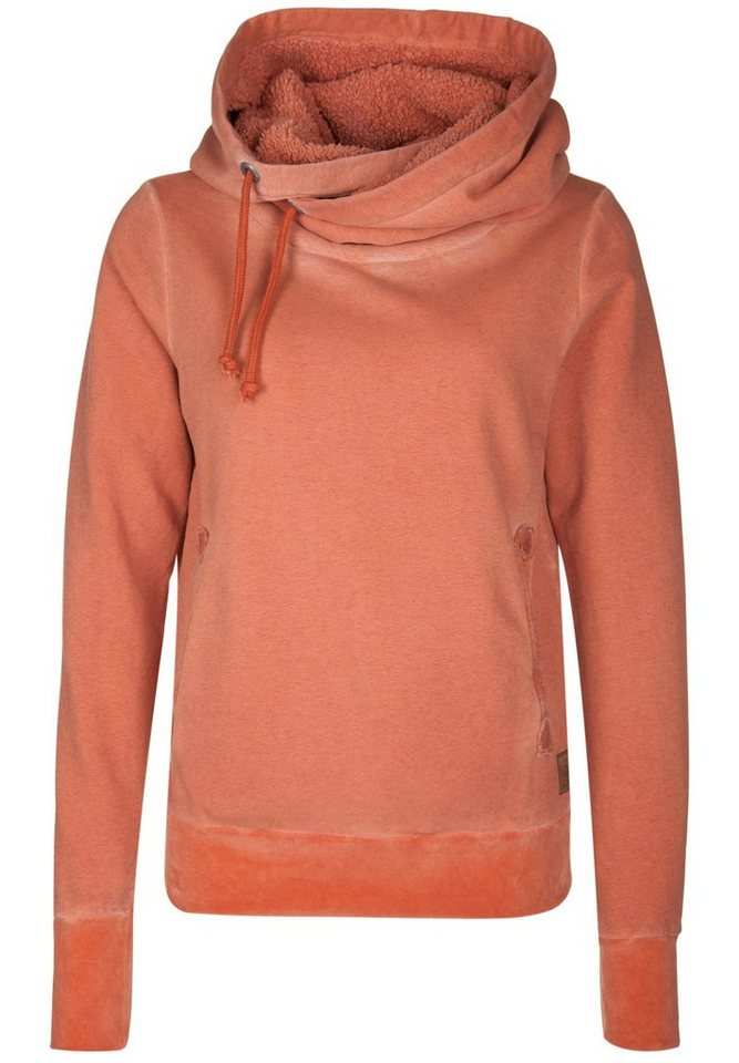 Better Rich Hoody »TEDDY« in amber