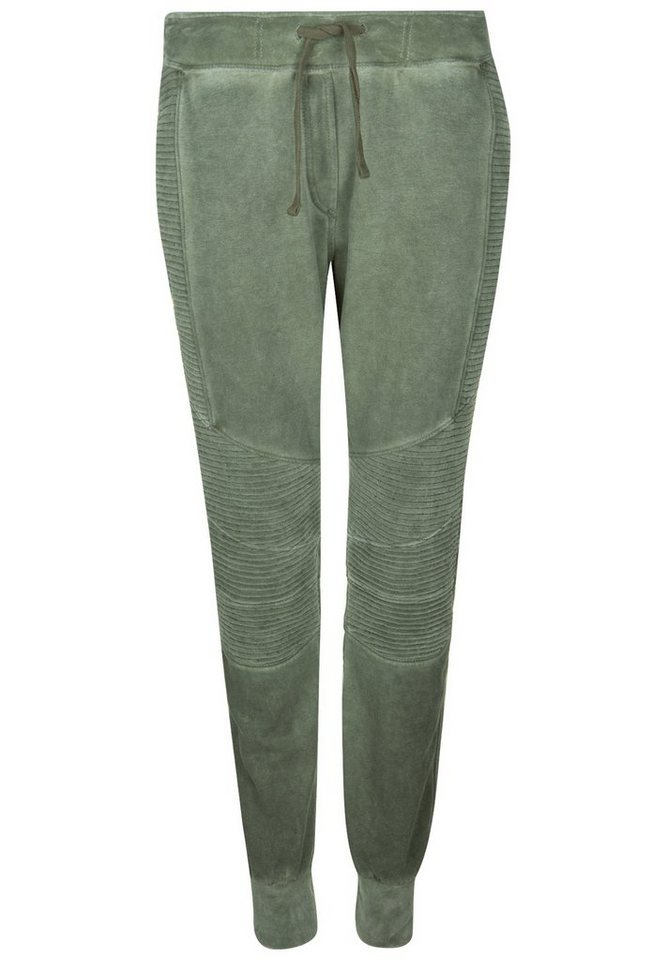 Better Rich Sweathose »BIKER PANT« in forest green