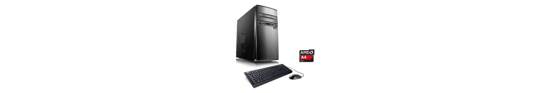 CSL Office PC   AMD A4-5300   AMD Radeon HD 7480D   8 GB RAM   WLAN »Sprint T2825 Windows 10 Home«