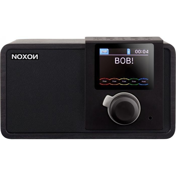 NOXON DAB+ Radio »dRadio 1« in schwarz