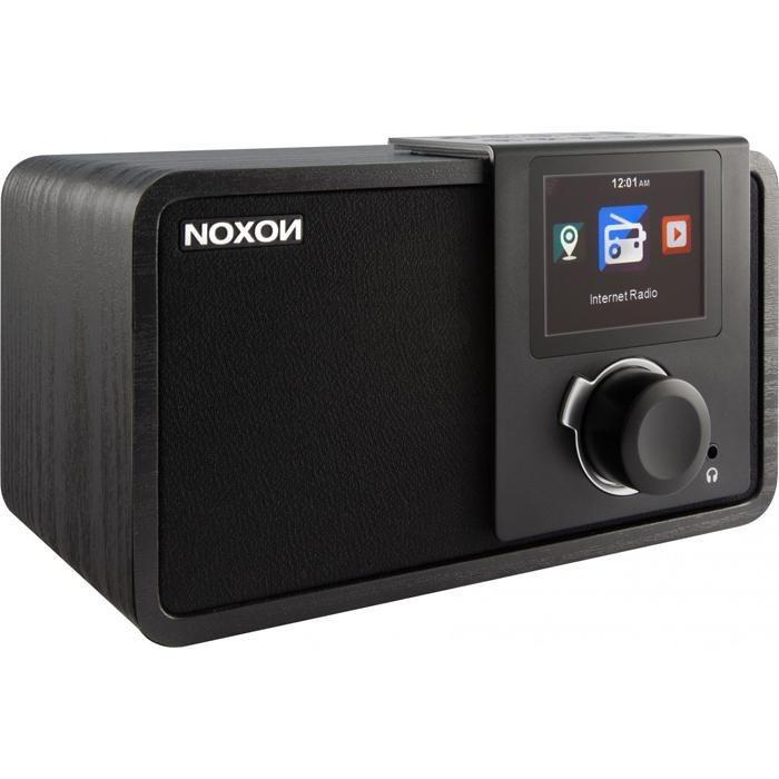 NOXON Internetradio »iRadio 1« in schwarz