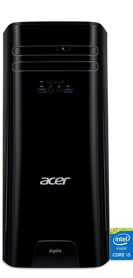 Acer Gaming-PC »ASPIRE TC-780 I5-6400 (mit GT705 1GB Grafikkarte)«