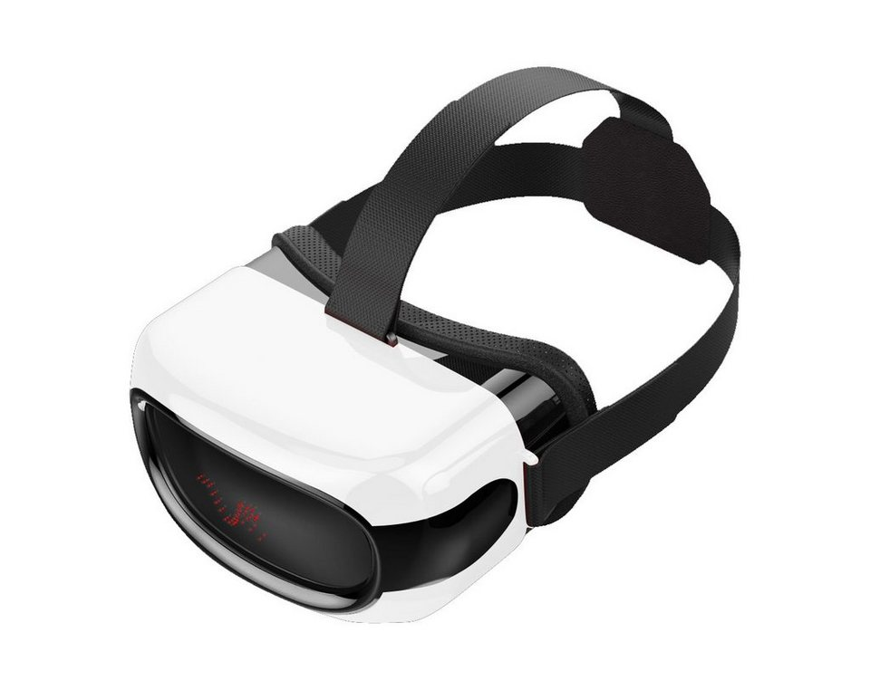 ready2power VR-Brille »3D VR Multimedia Brille« in weiss