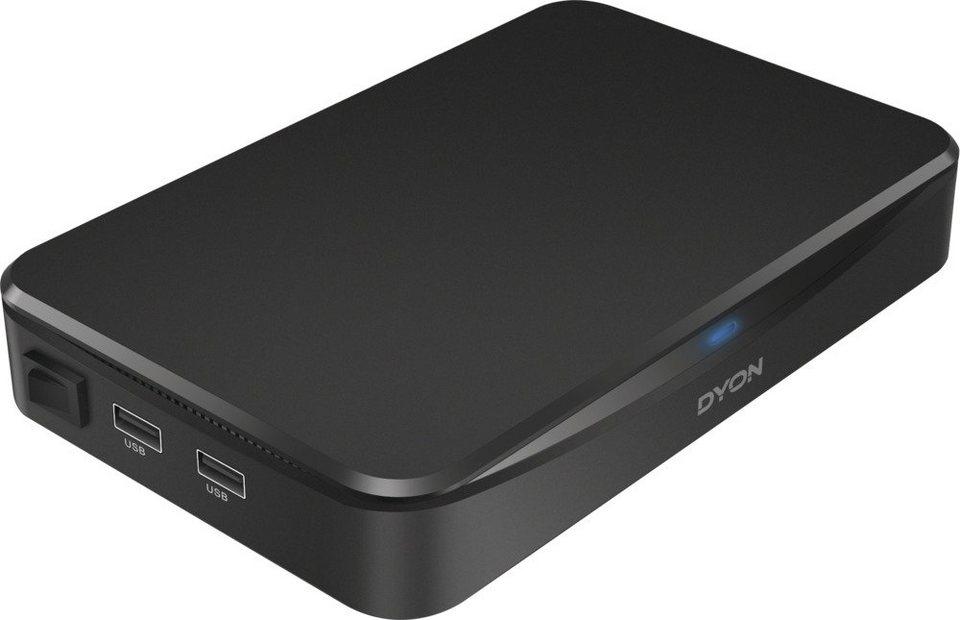Dyon Kompakter DVB-T2 Receiver »Hunter« in schwarz