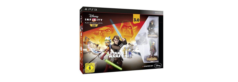 DISNEY Playstation 3 Spiel »Disney Infinity 3.0 - Star Wars Starter Set«
