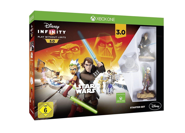 DISNEY Xbox One Spiel »Disney Infinity 3.0 - Star Wars Starter Set«