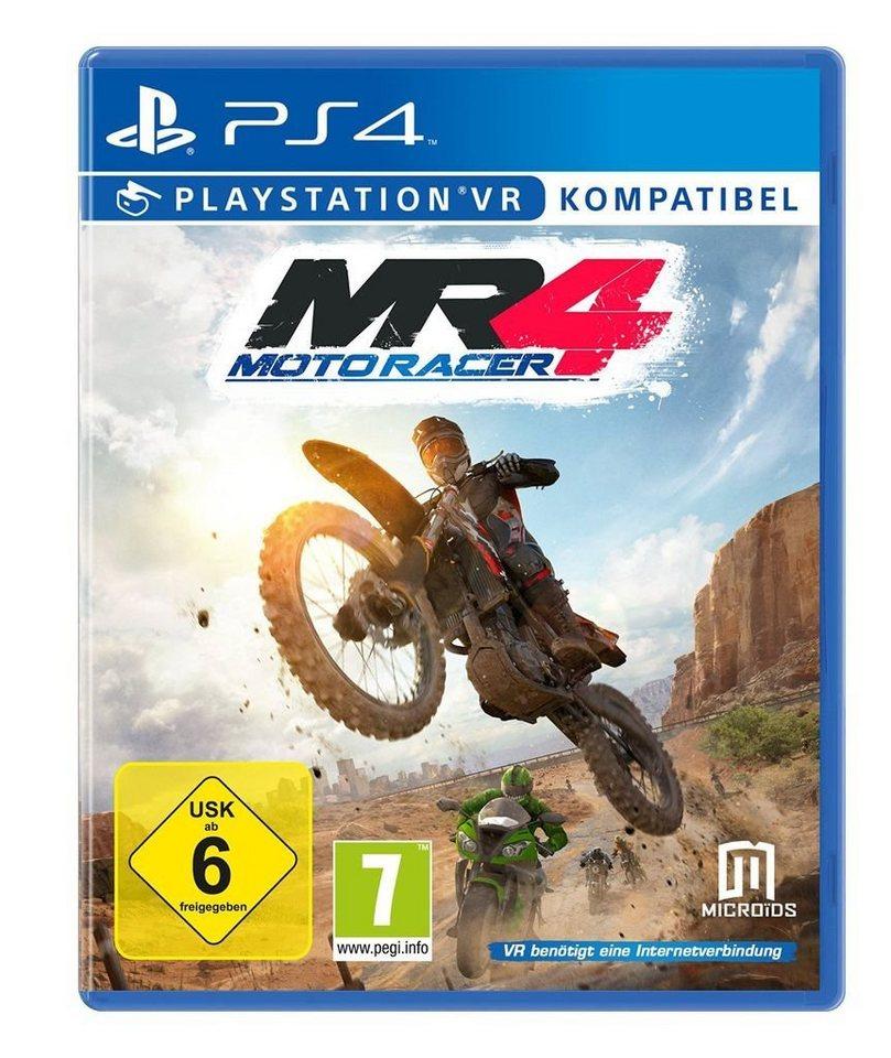 astragon Playstation 4 - Spiel »Moto Racer 4«