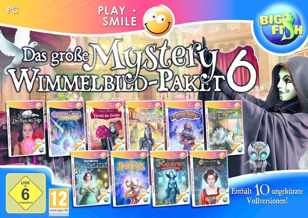 astragon PC - Spiel »Das große Mystery Wimmelbild-Paket 6«