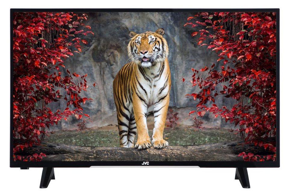 JVC LED-Fernseher (40 Zoll, Full HD, DVB-T2 HD) »LT-40VF43A« in Schwarz