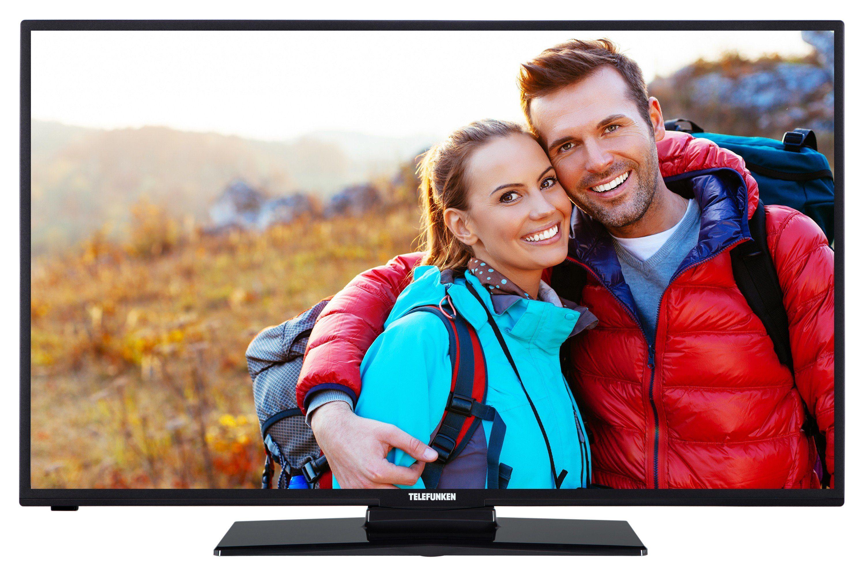 Telefunken LED-Fernseher (40 Zoll, Full HD, DVB-T2 HD, SmartTV) »XF40A401«