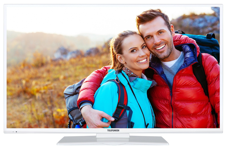 Telefunken LED-Fernseher (43 Zoll, Full HD, DVB-T2 HD, SmartTV) »XF43A401-W«