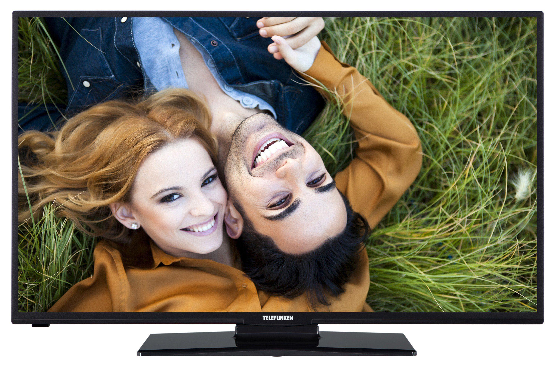 Telefunken LED-Fernseher (40 Zoll, Full HD, DVB-T2 HD) »XF40A101«