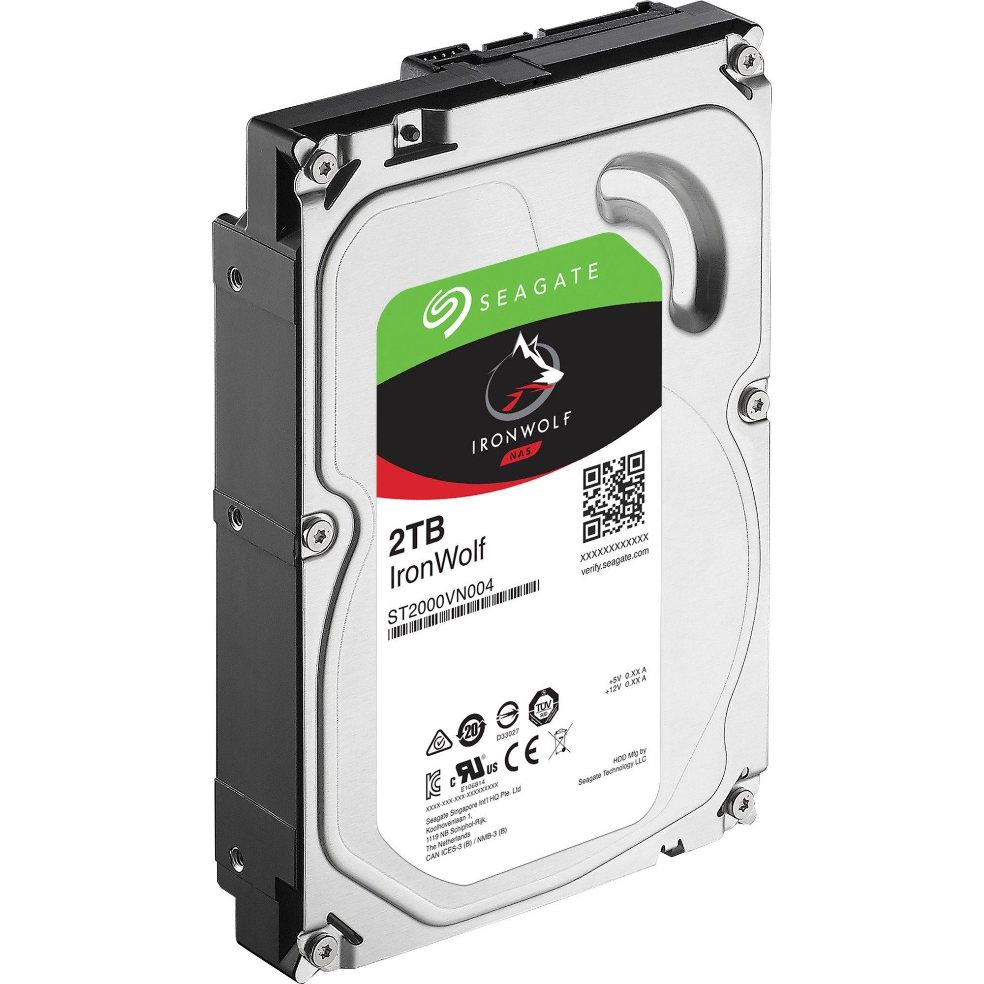 Seagate Festplatte »ST2000VN004 2 TB«