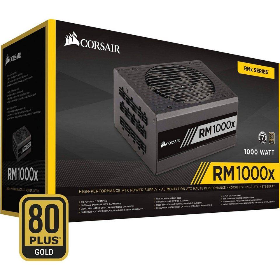 Corsair PC-Netzteil »RM1000X 1000W«