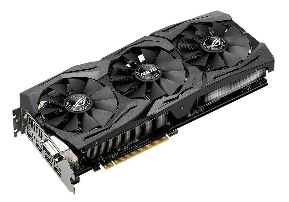 ASUS STRIX-GTX1070-8G-GAMING, 8GB GDDR5