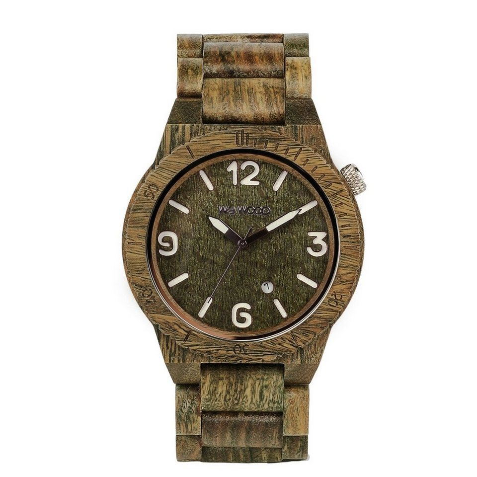 WEWOOD Armbanduhr Alpha Army