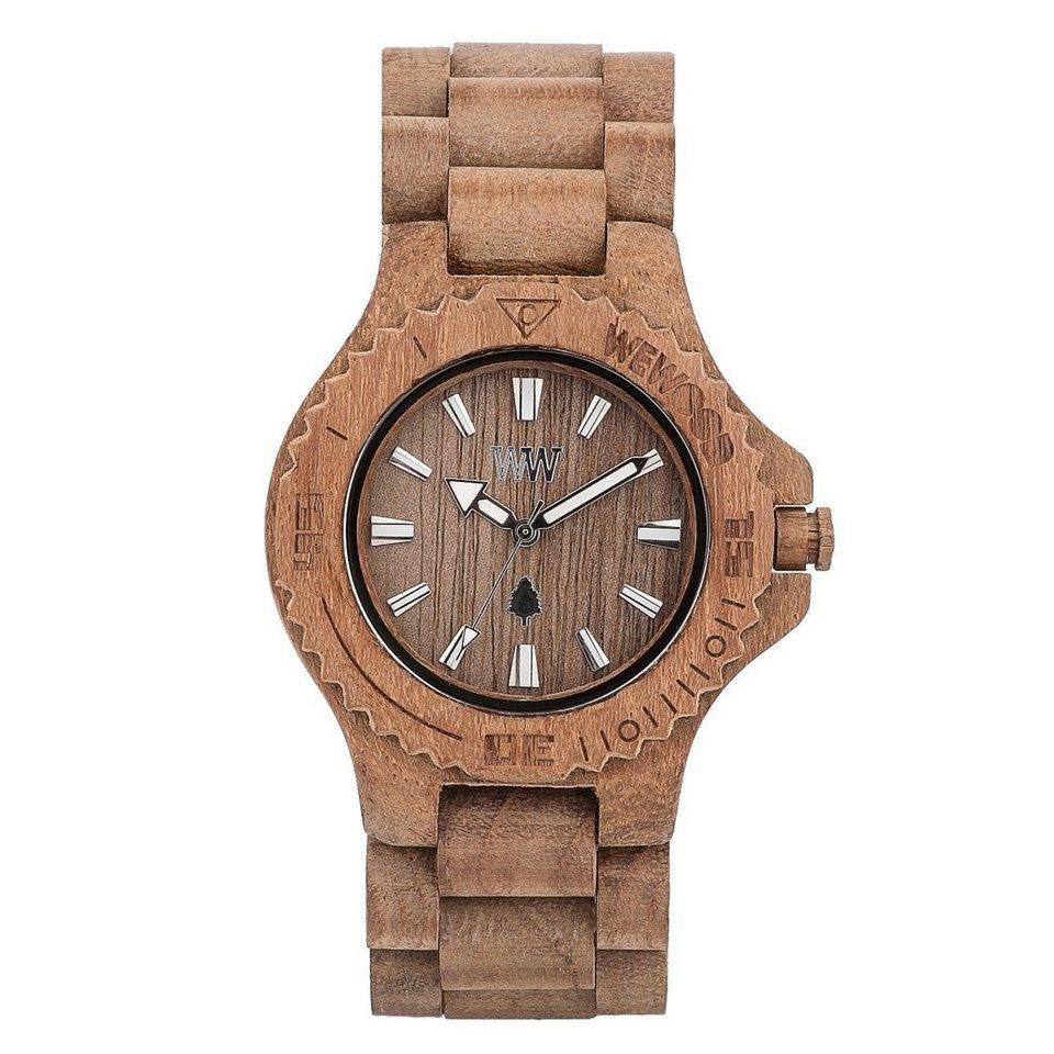 WEWOOD Armbanduhr Date Teak